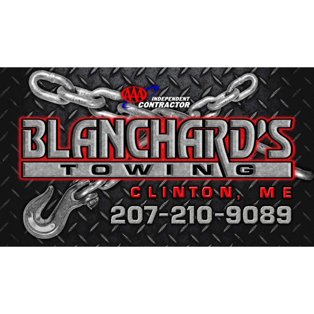 Blanchards Towing - Clinton, ME 04927 - (207)210-9089 | ShowMeLocal.com