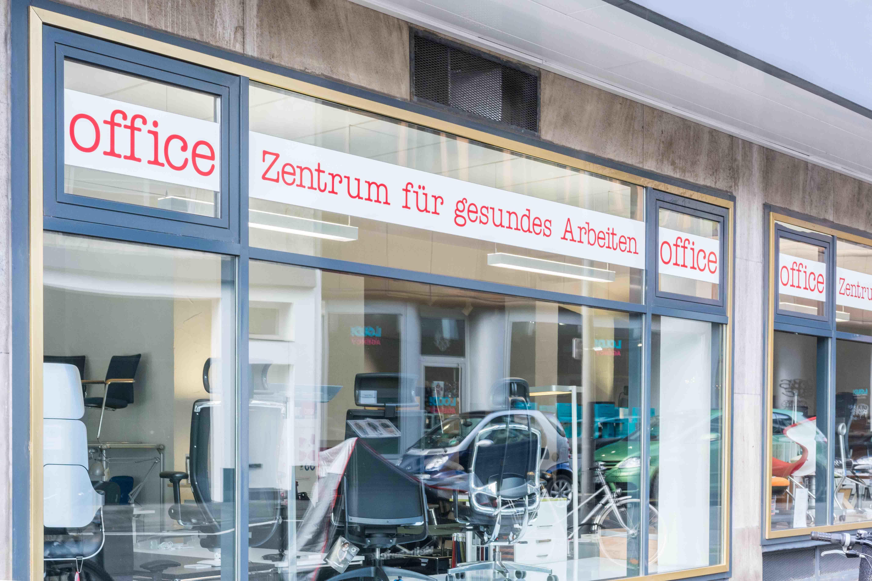 Office Ergonomische Buromobel Koln Hahnenstrasse 12 14