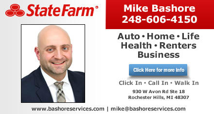 Mike Bashore - State Farm Insurance Agent image 0