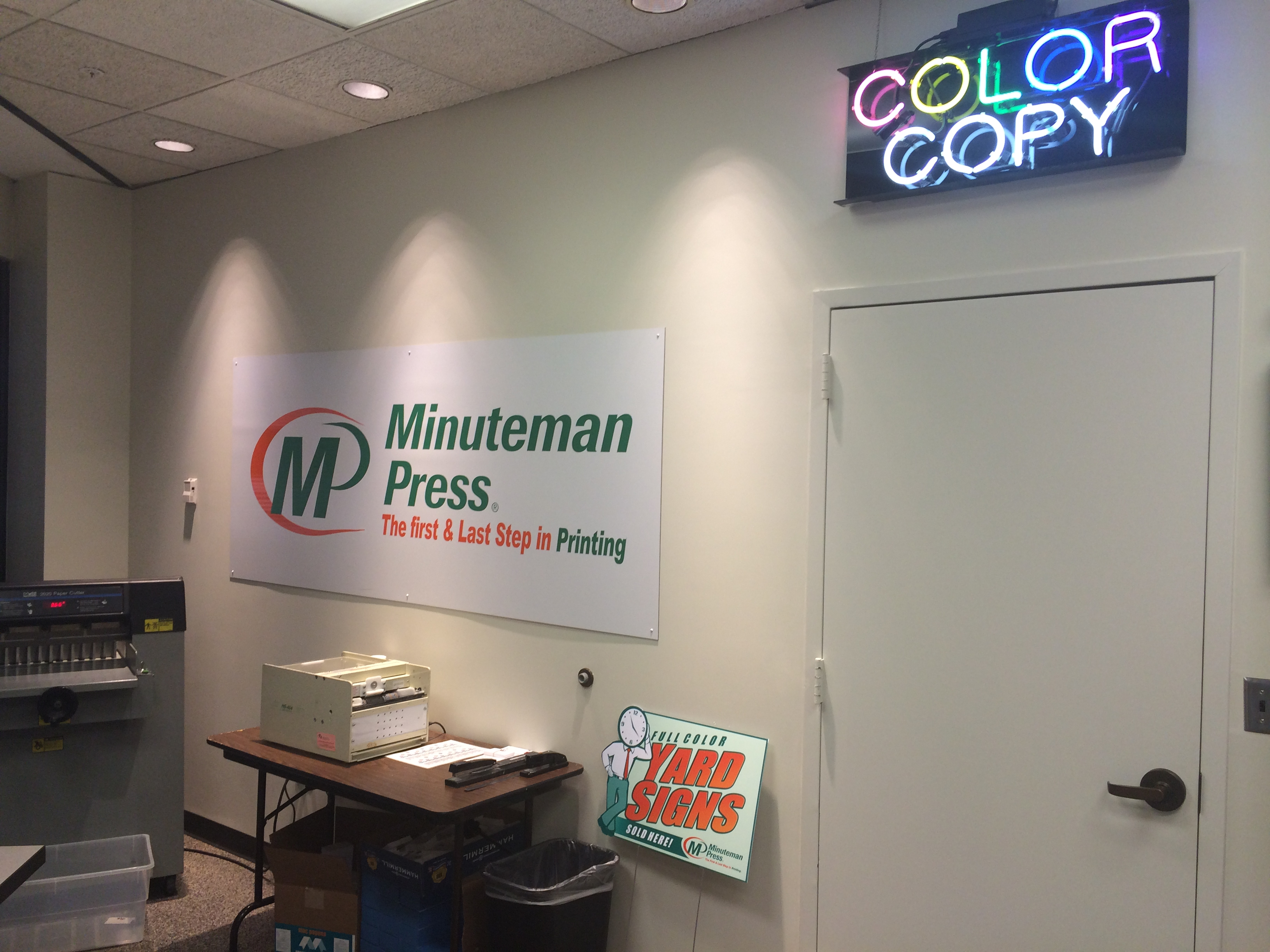Minuteman Press of Buckhead image 4