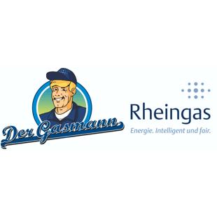 Logo von Der Gasmann: Rheingas Halle-Saalegas GmbH Flüssiggas & Gasflaschen - Energie für Mitteldeutschland