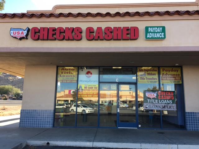 USA Title Loans - Loanmart Apple Valley image 1