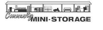 Community Mini Storage Of Wareham image 1