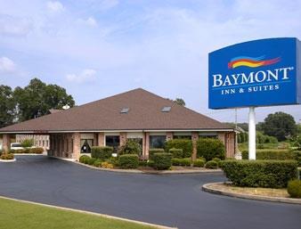 Welcome to the Baymont Jackson