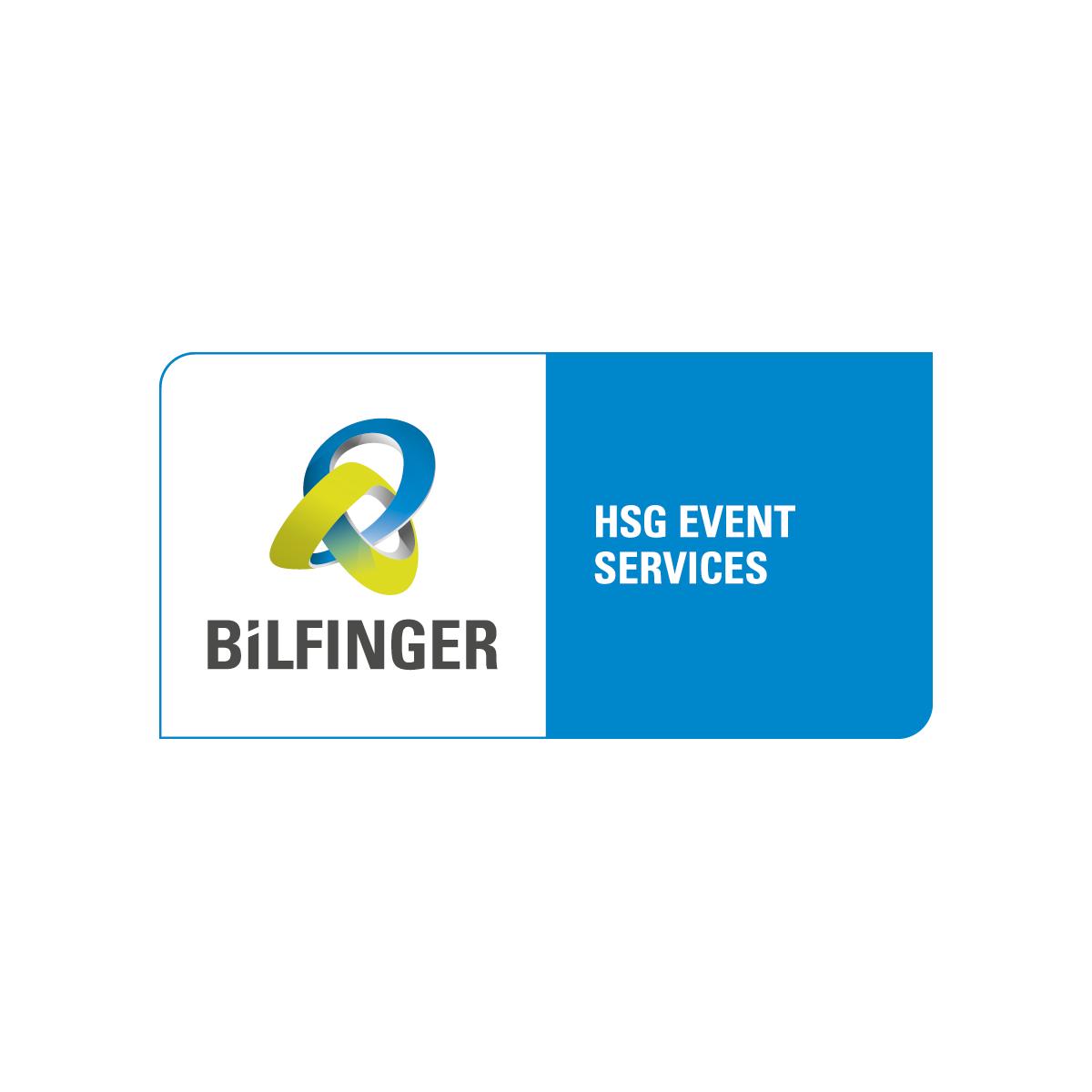 Logo von Bilfinger HSG Event Services GmbH
