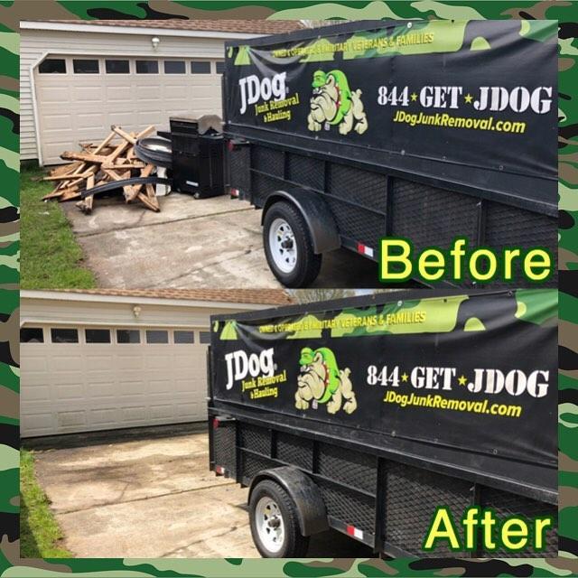 JDog Junk Removal & Hauling Chesapeake image 15