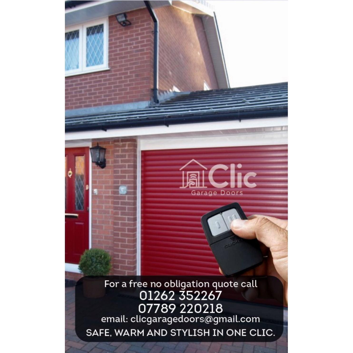 Clic Garage Doors  sc 1 st  192.com & Clic Garage Doors - Doors \u0026 Shutters (sales And Installation) in ...