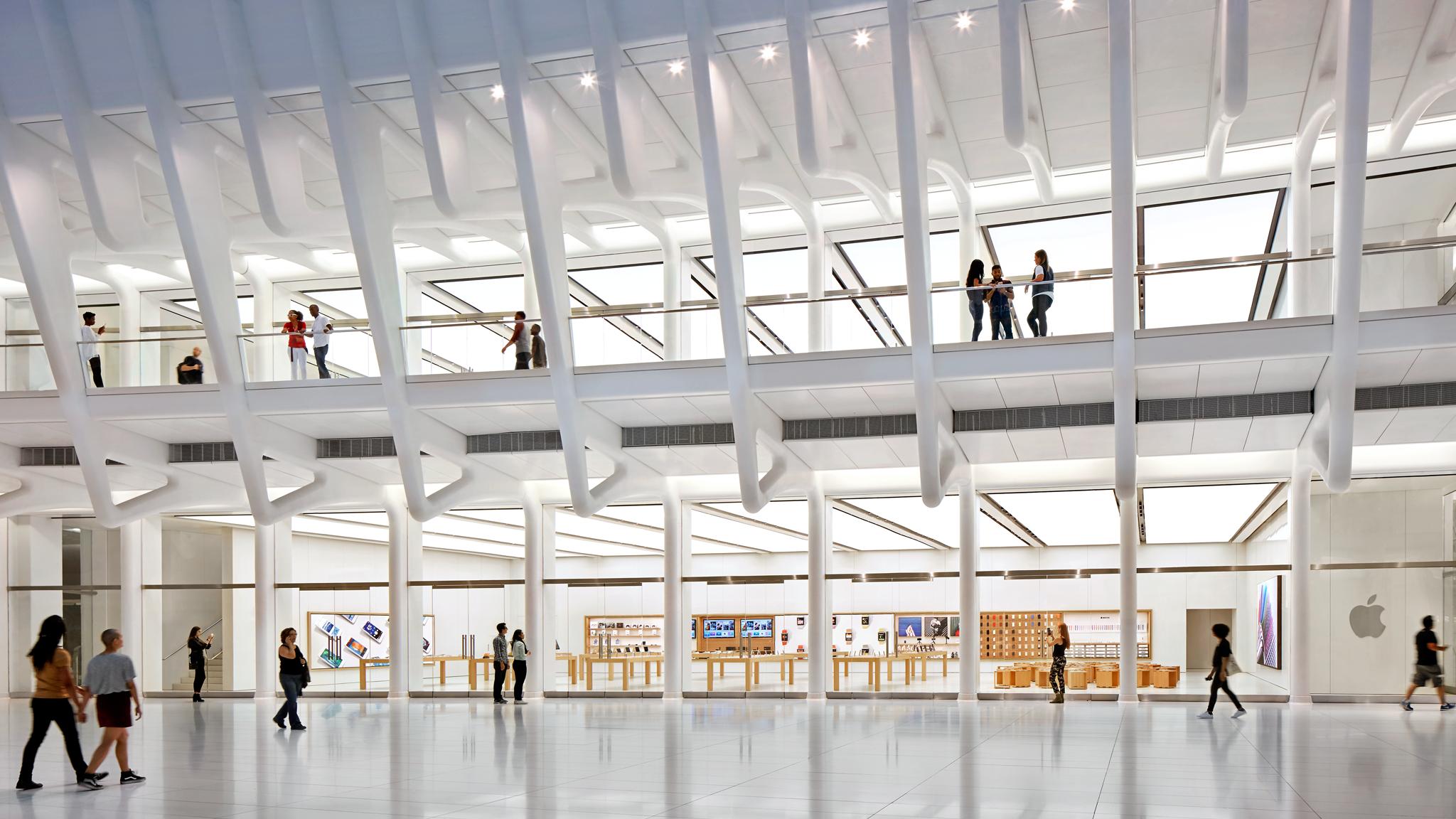 Apple World Trade Center image 0