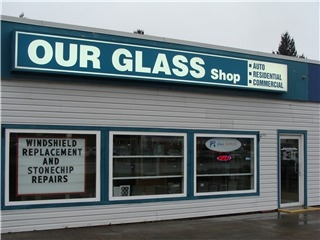 Our Glass Shop in Parksville