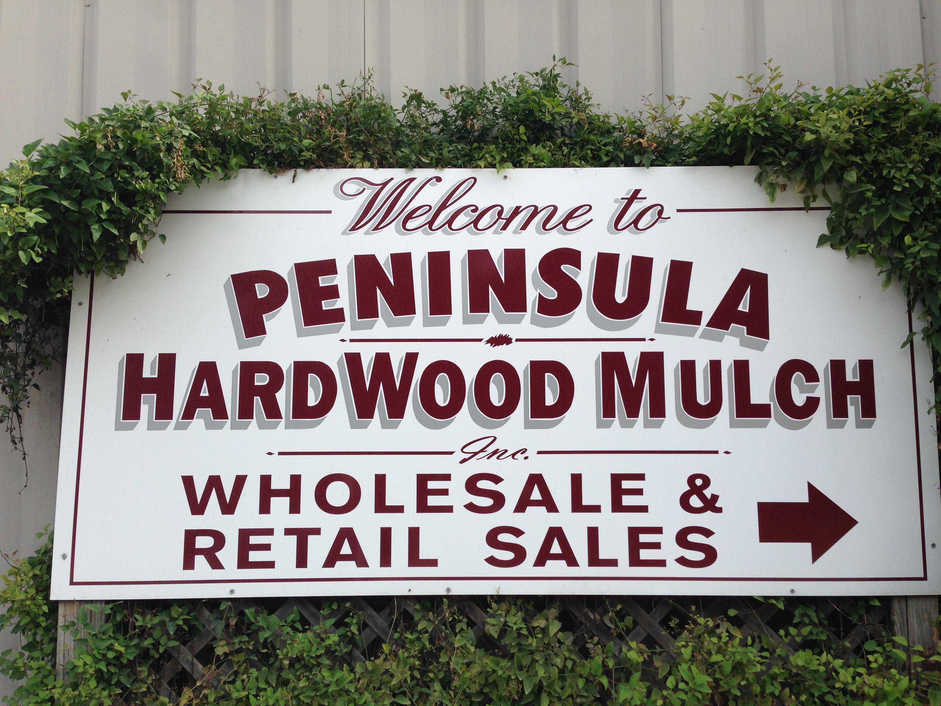 Peninsula Hardwood Mulch 715 Lakeside Dr Yorktown Va