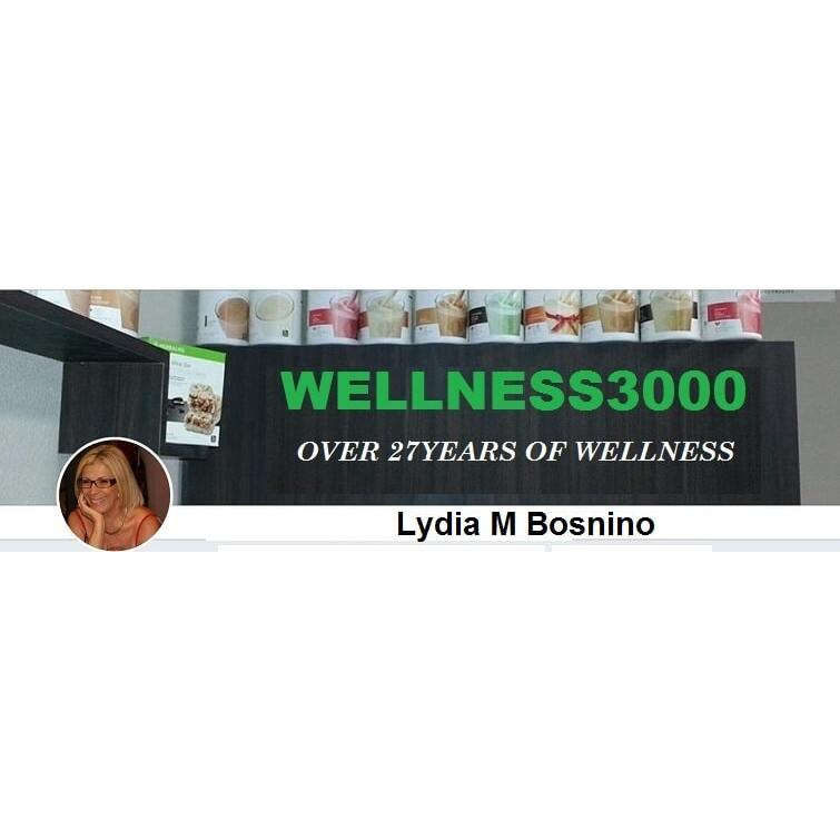 Herbalife Independent Distributor, Lydia Bosnino