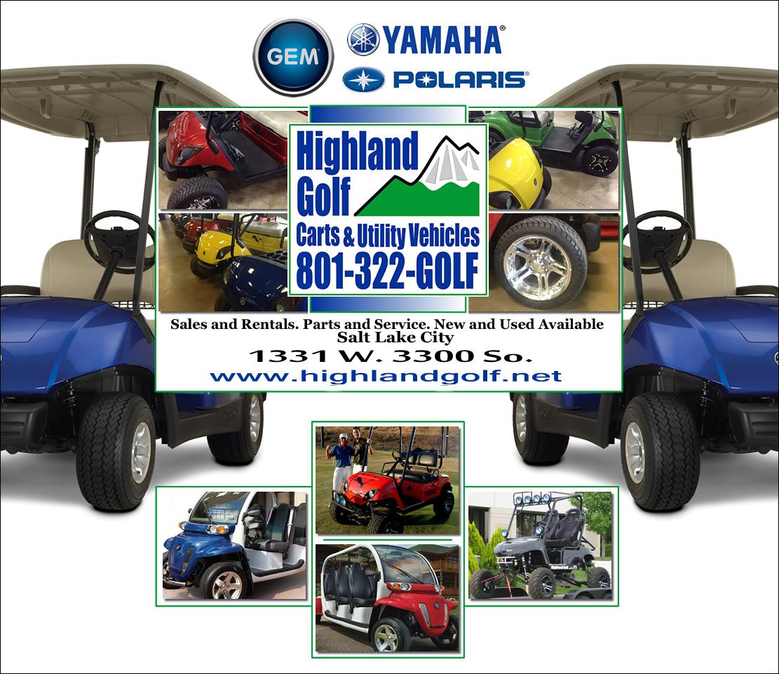 Highland Golf Carts image 0