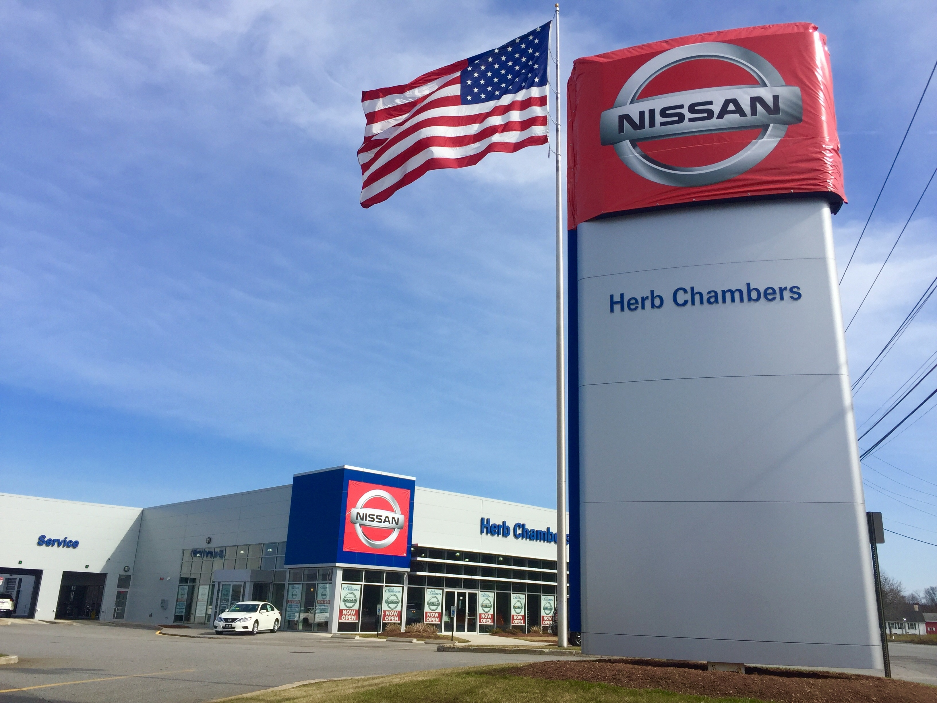 Herb Chambers Nissan of Westborough image 0