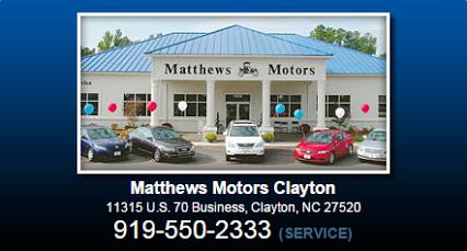 matthews motors goldsboro in goldsboro nc 27534 citysearch