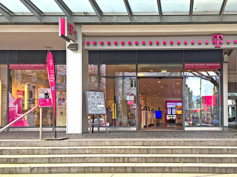 Telekom Shop, Eisenbahnstr. 58 in Freiburg