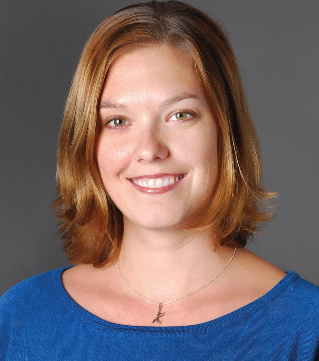 Headshot of Kelly Vallance
