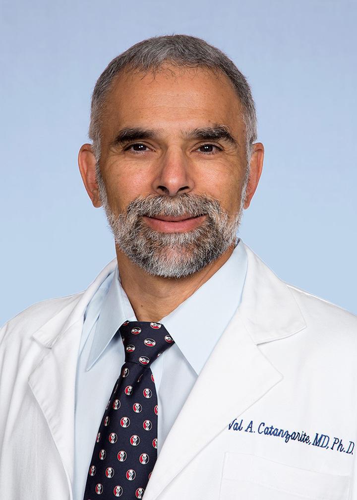 Valerian Catanzarite, MD, PhD image 0