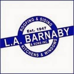 LA Barnaby & Sons Logo
