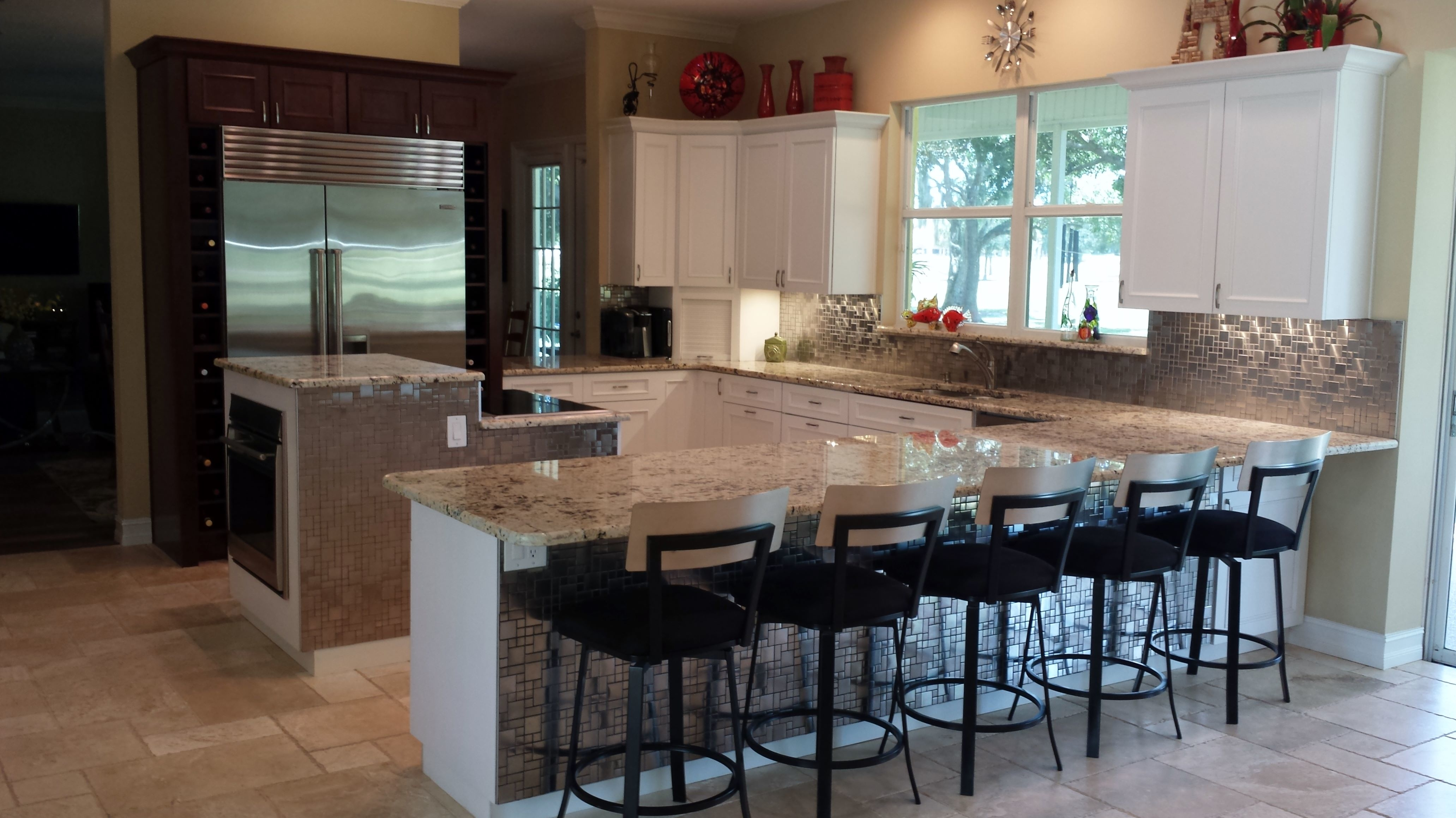 Re A Door Kitchen Cabinets Refacing 2502 West Carmen Street 1 Tampa Fl Resurfacing Refinishing Mapquest
