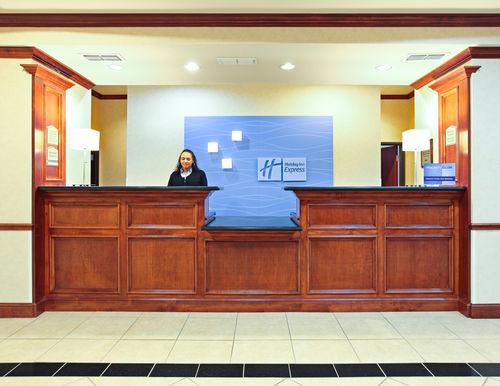 Holiday Inn Express Suites Sherman Hwy 75 In Sherman Tx