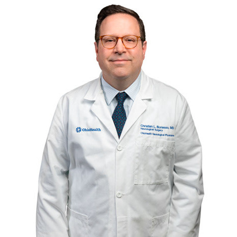 Image For Dr. Christian Louis Bonasso MD