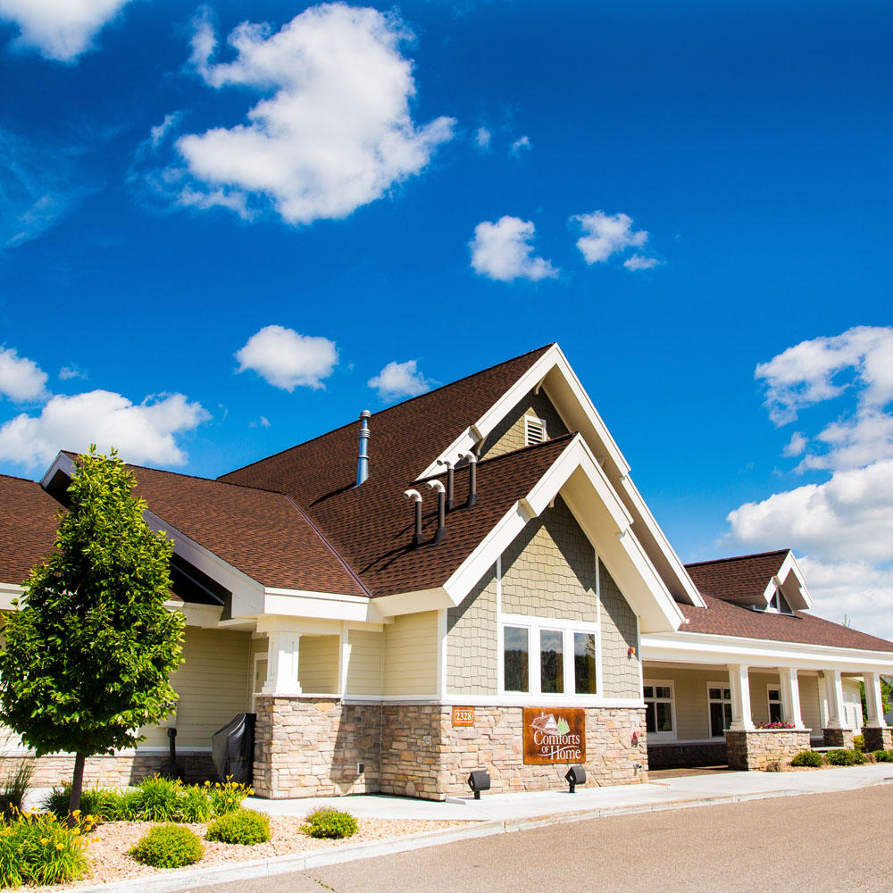 Comforts of Home Advanced Memory Care - The Gardens at River Falls