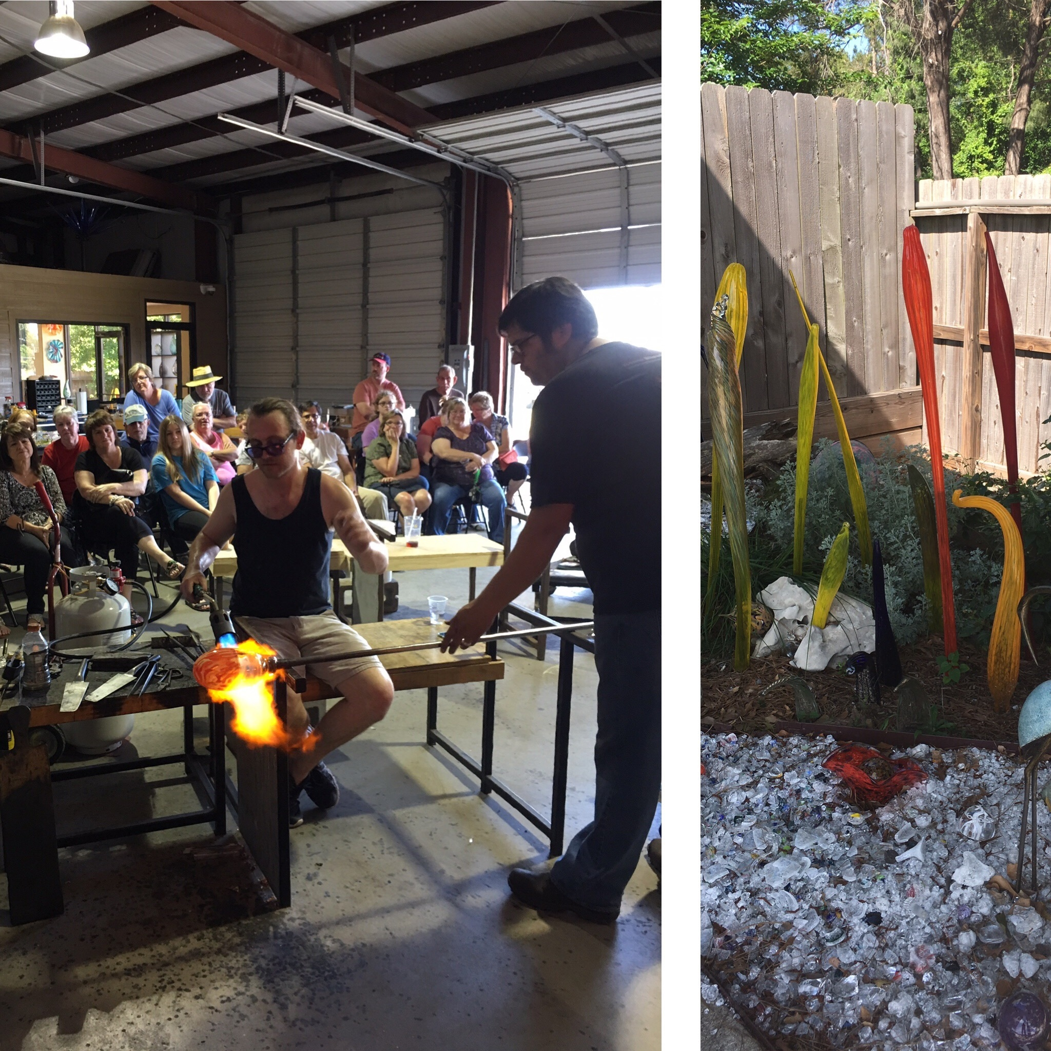 Three Dimensional Visions - Glass Blowing Houston image 13