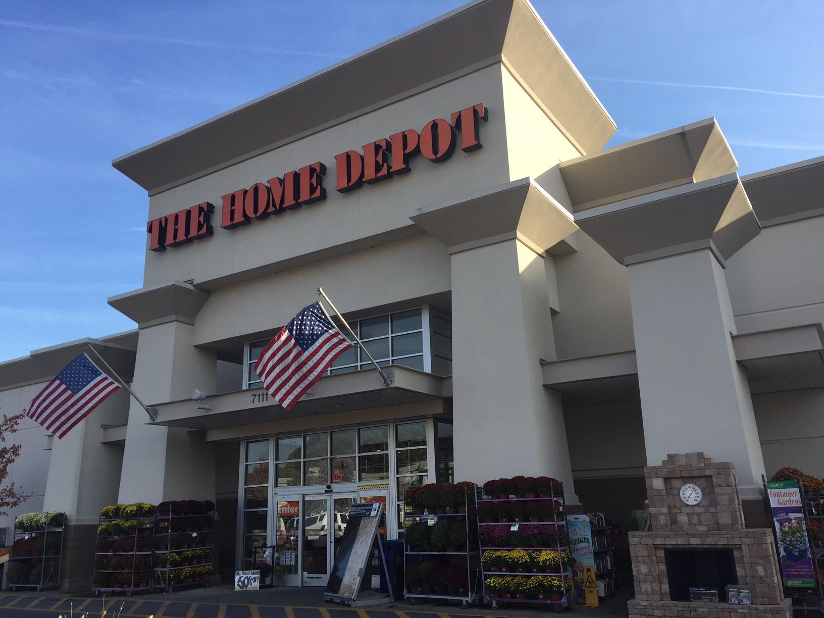 The Home Depot 7111 Westlake Terrace Bethesda Md Hardware Stores