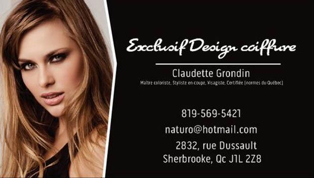 Exclusif Design Coiffure à Sherbrooke
