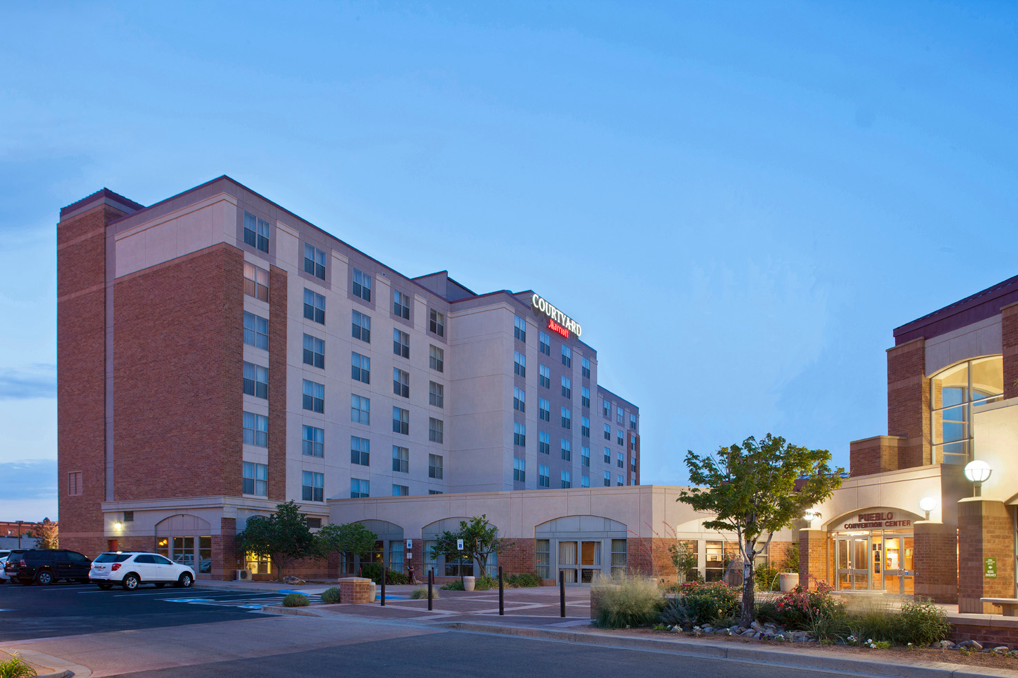 Courtyard by Marriott Pueblo Downtown image 12