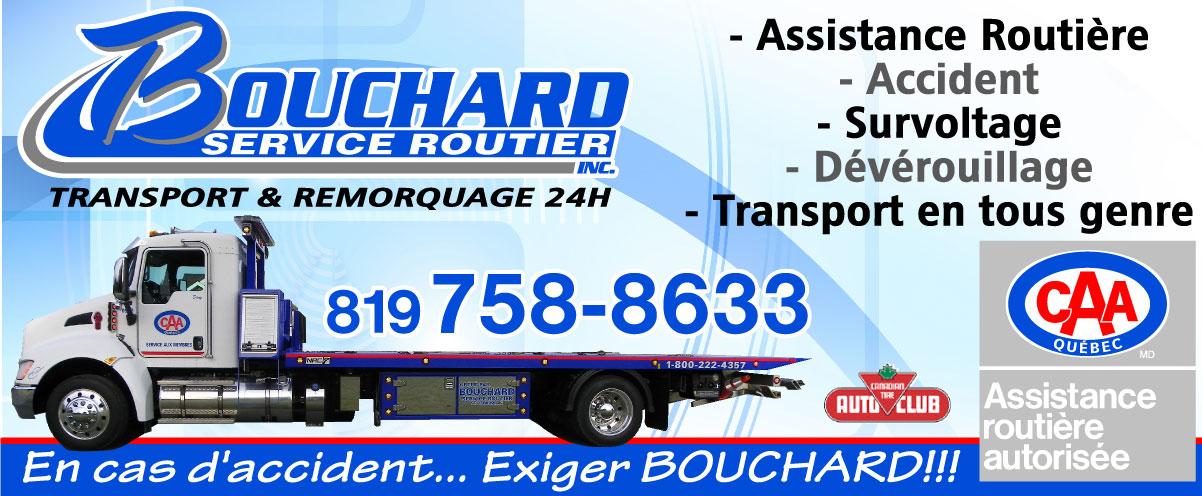 Bouchard Service Routier inc à Victoriaville