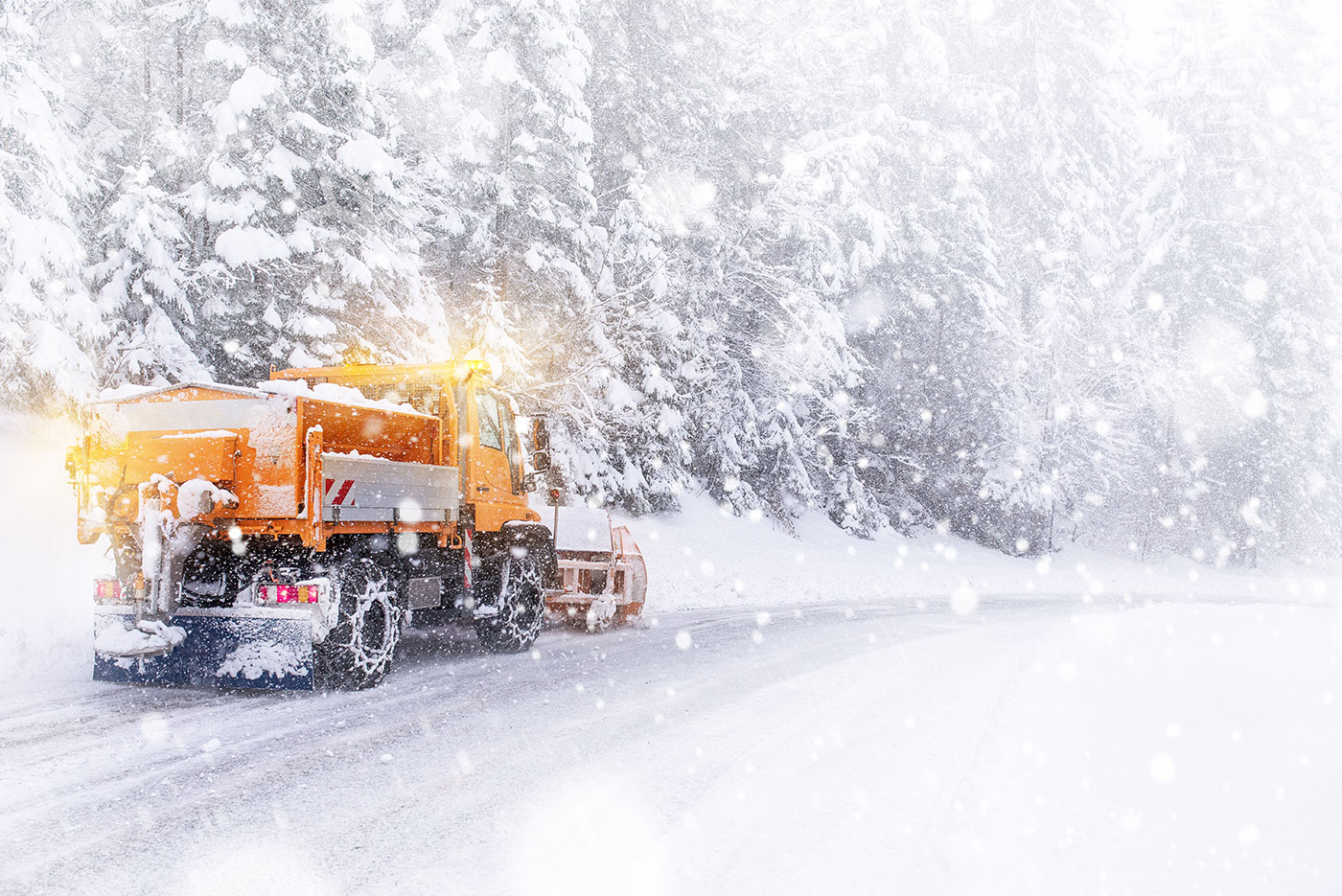 Snow Removal Service in Belleville, MI