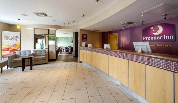 Premier Inn Bournemouth West Cliff