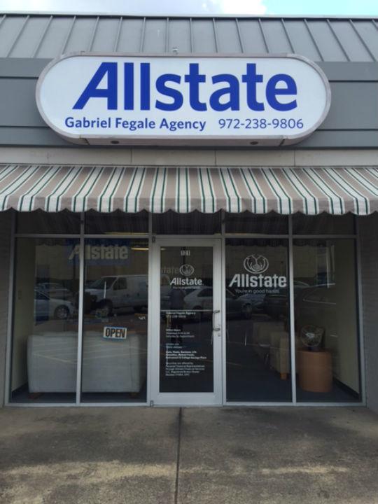 Gabriel Fegale: Allstate Insurance