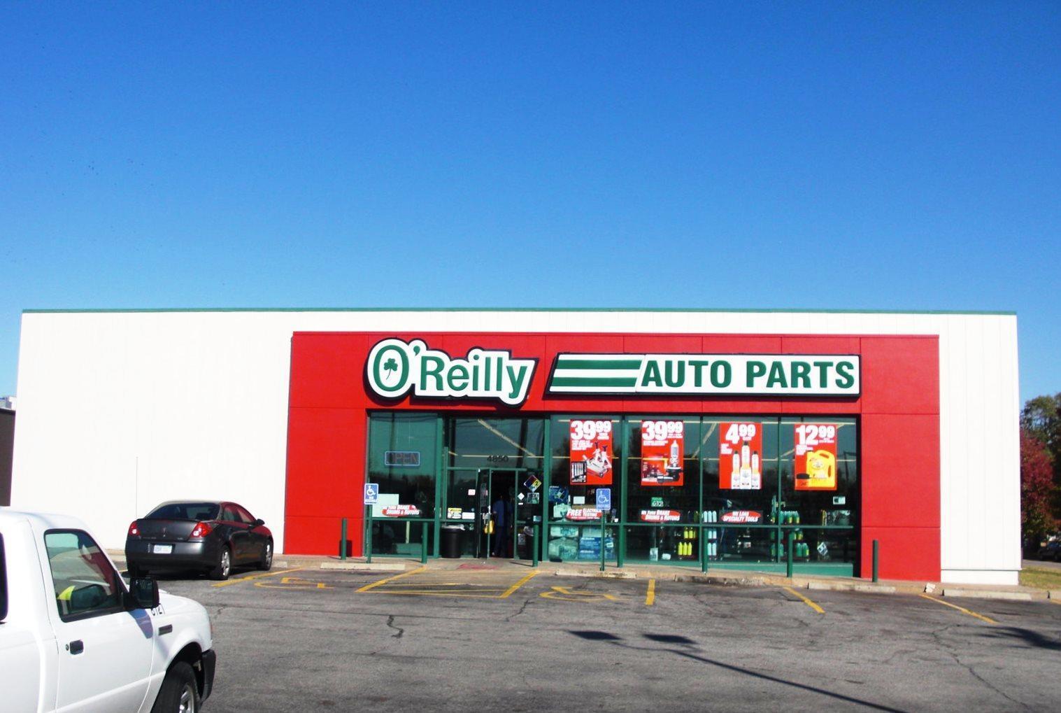 O 39 Reilly Auto Parts In Wichita Ks 316 686 5