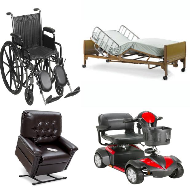 Home Medical Supplies Rentals & Sales