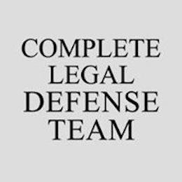 Greg McCollum Complete Legal Defense Team