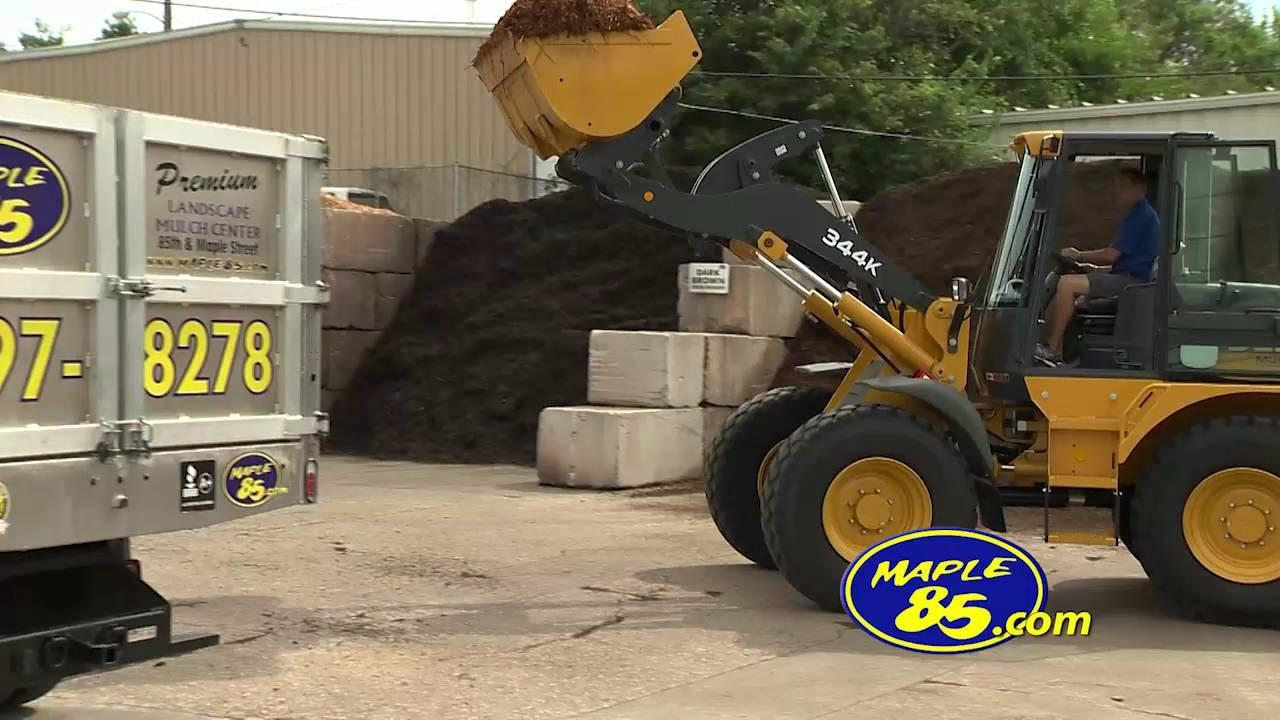 Maple 85 Premium Landscape Mulch & Rock Center image 0