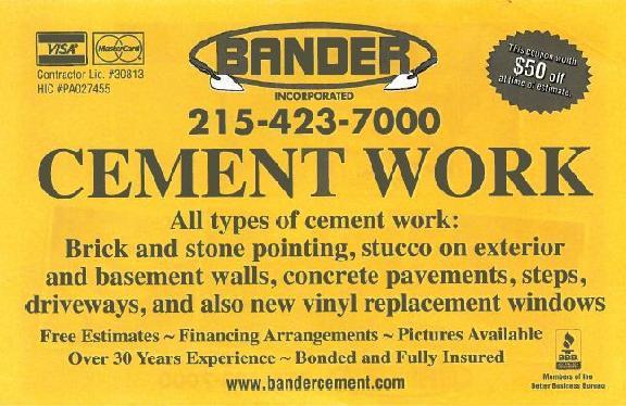 Bander, Inc. image 0