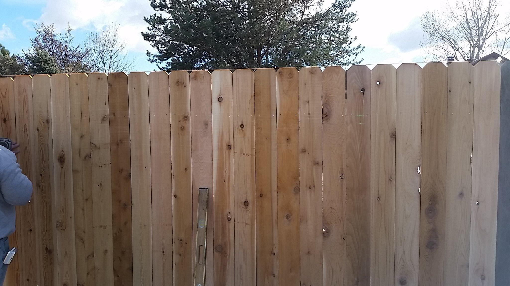 Privacy Fencing image 0