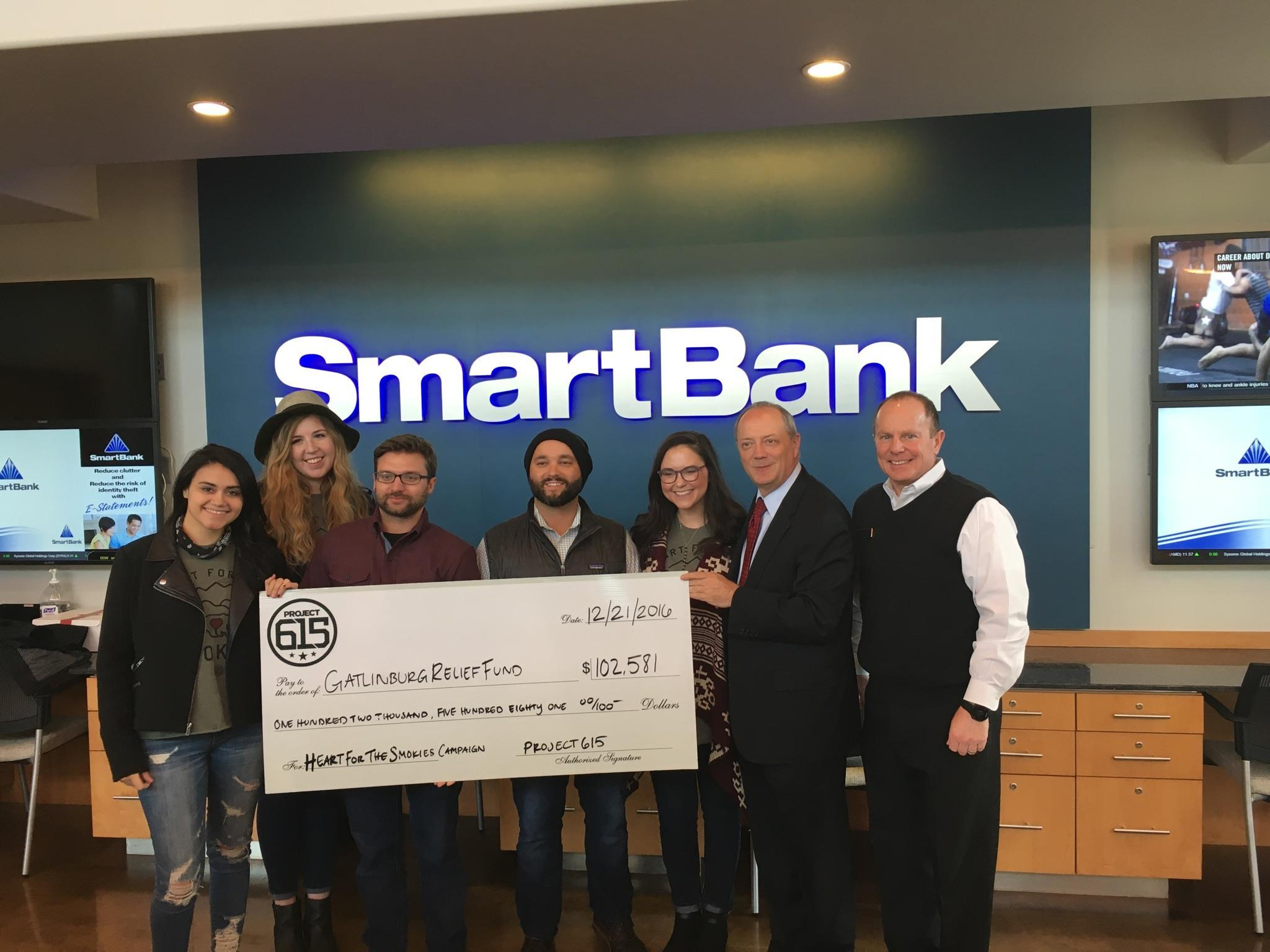 SmartBank Knoxville (Bearden) image 9