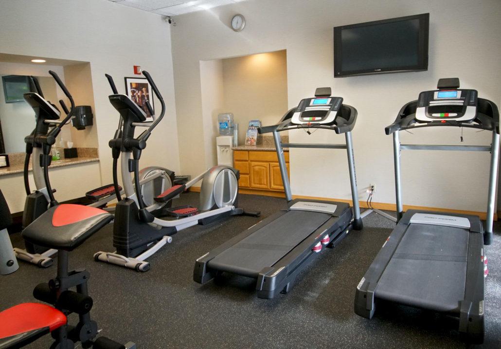 The Hotel Fullerton - Fitness Center