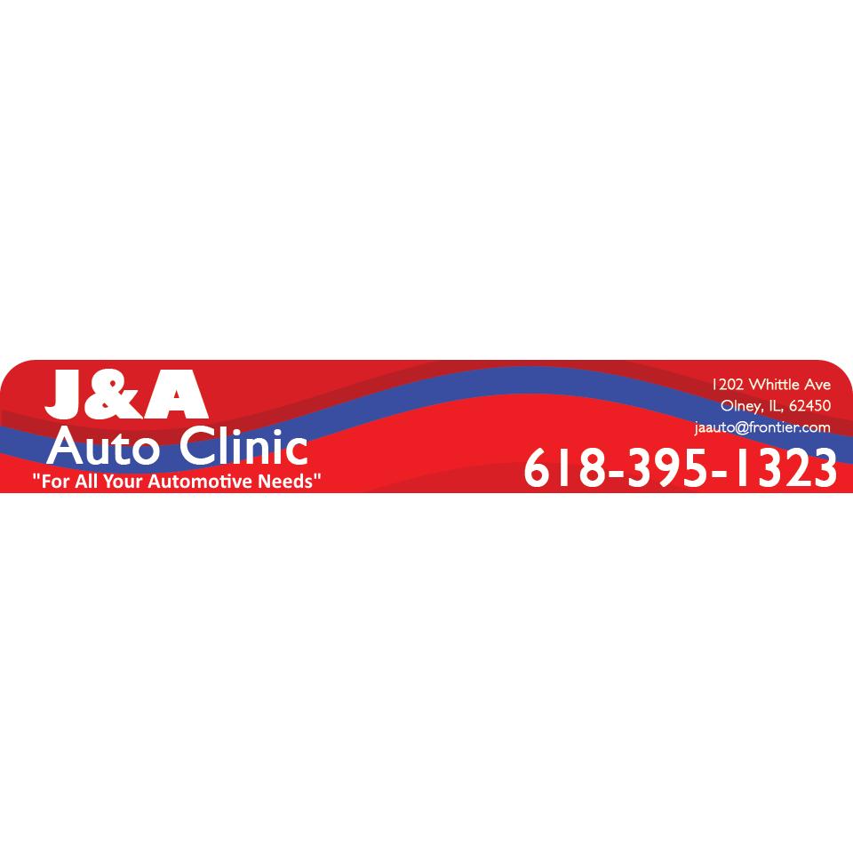 J & A Auto Clinic Inc