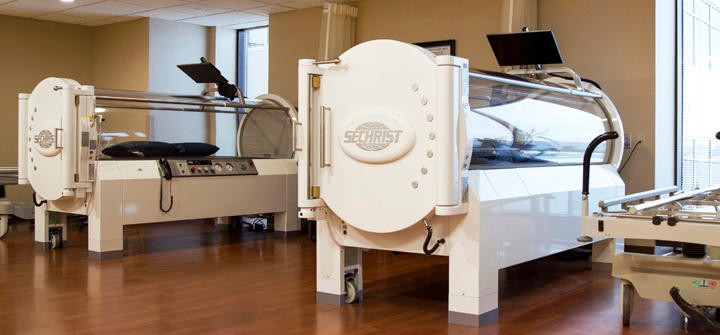 St. Luke's Advanced Wound Care & Hyperbaric Center image 0
