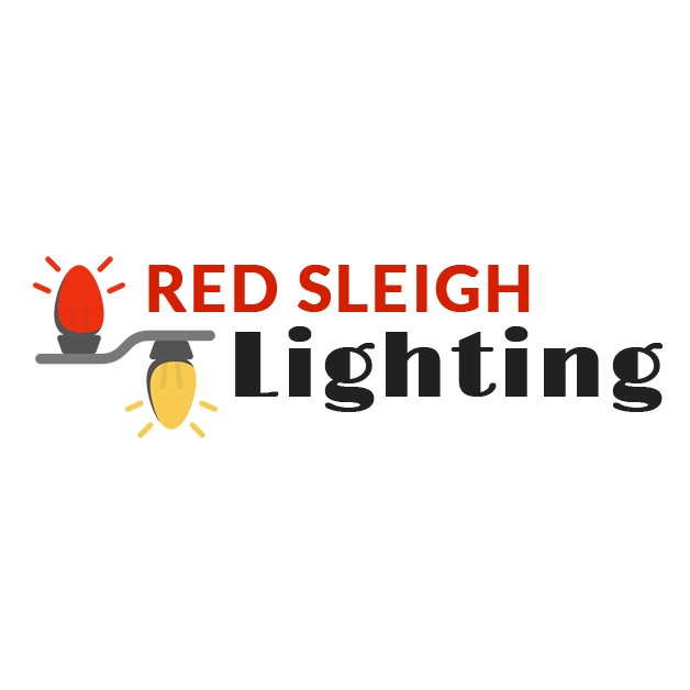 Red Sleigh Lighting