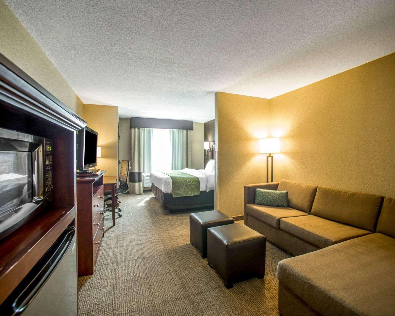 Comfort Suites Columbia - University Area in Columbia, MO, photo #15