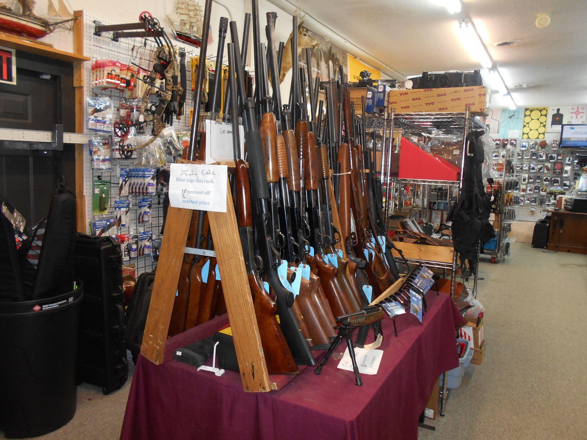 Allen's Guns and Leather image 0