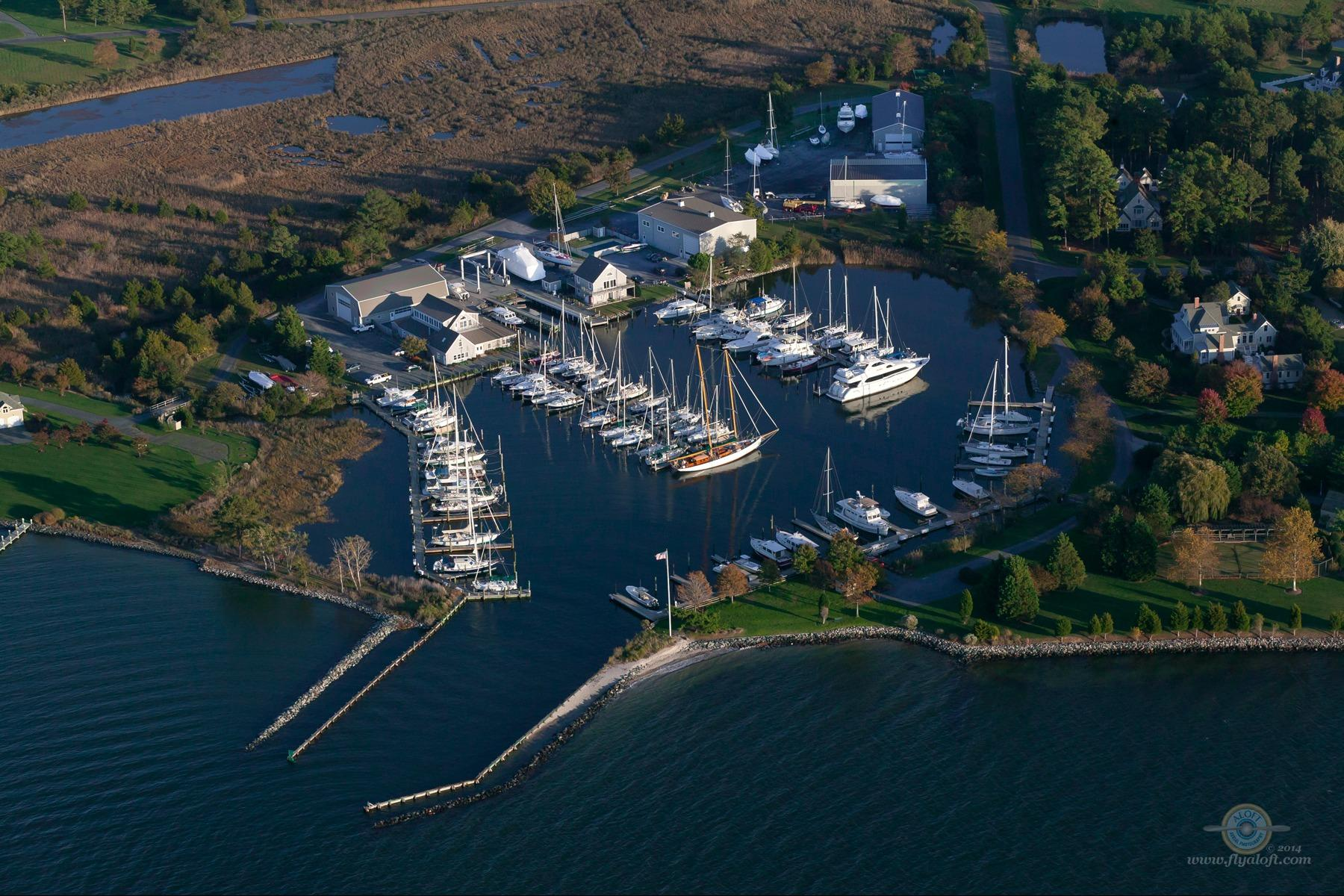 Campbell's Boatyards - Bachelors Point
