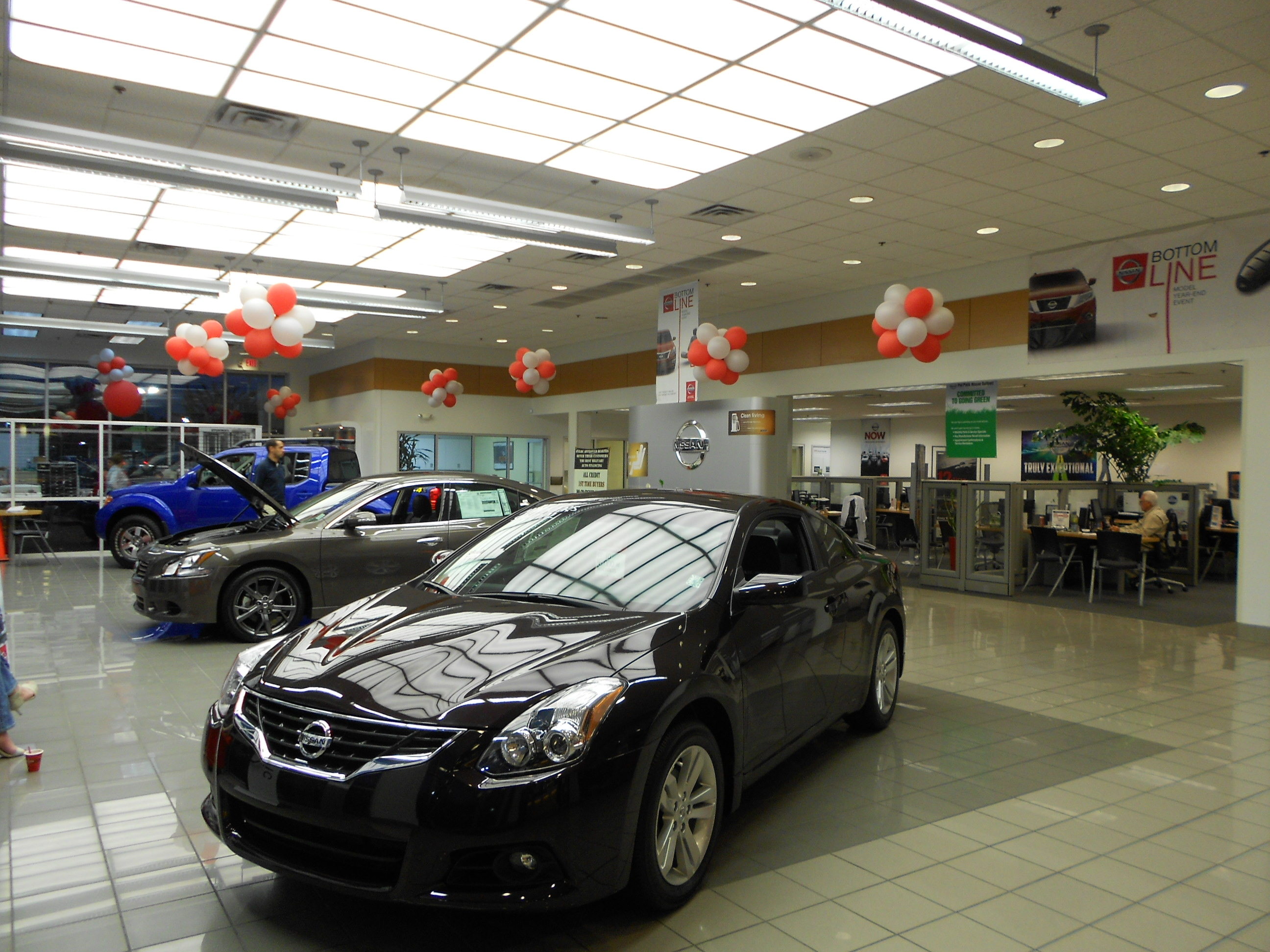 Pat Peck Nissan >> Pat Peck Nissan - Gulfport at 9480 US Highway 49, Gulfport, MS on Fave