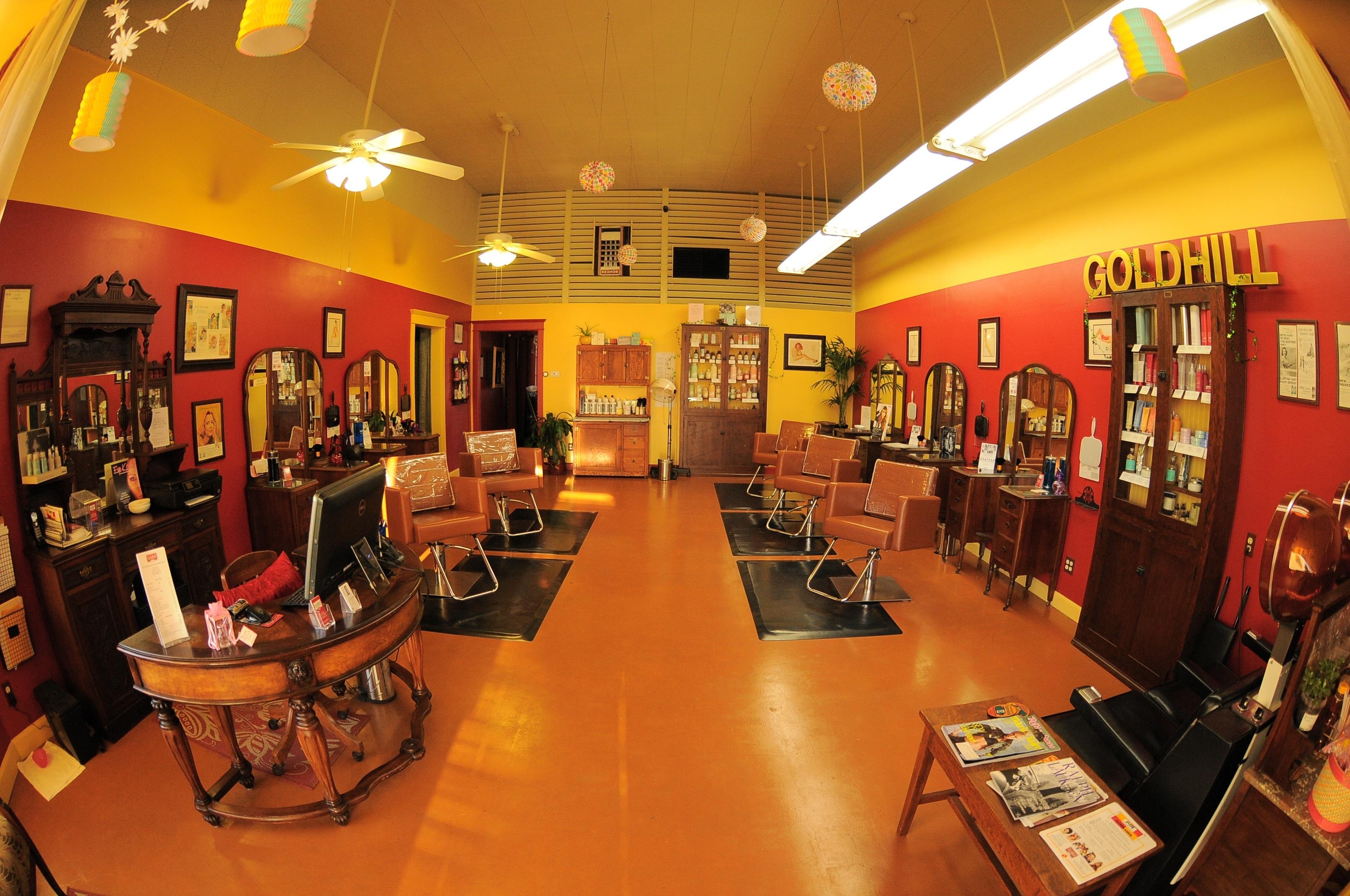 Goldhill Salon